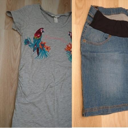 Ubrania ciążowe 36/38 S/M H&M