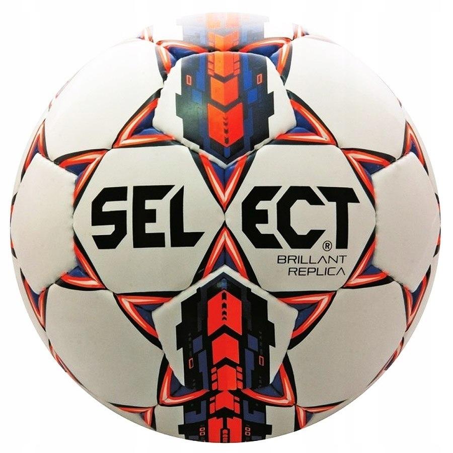 Piłka Select Brillant Replica 5 biały