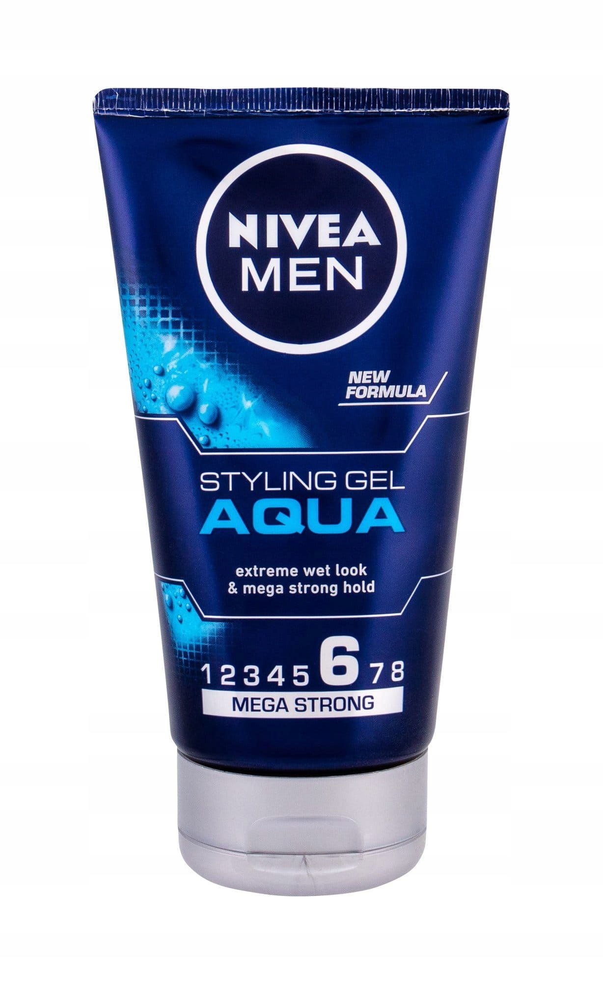 Nivea Men Aqua Żel do włosów 150ml