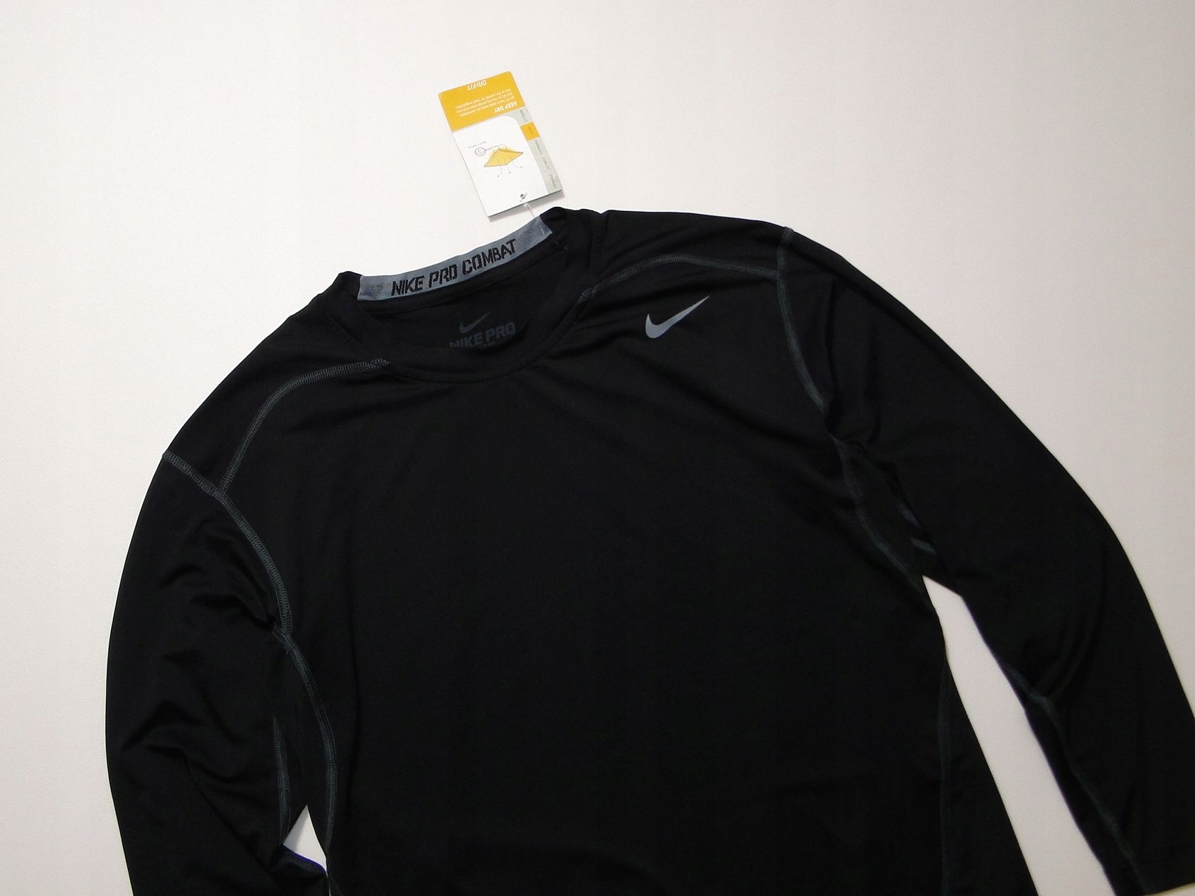 Koszula NIKE PRO COMBAT Dri-Fit Compression