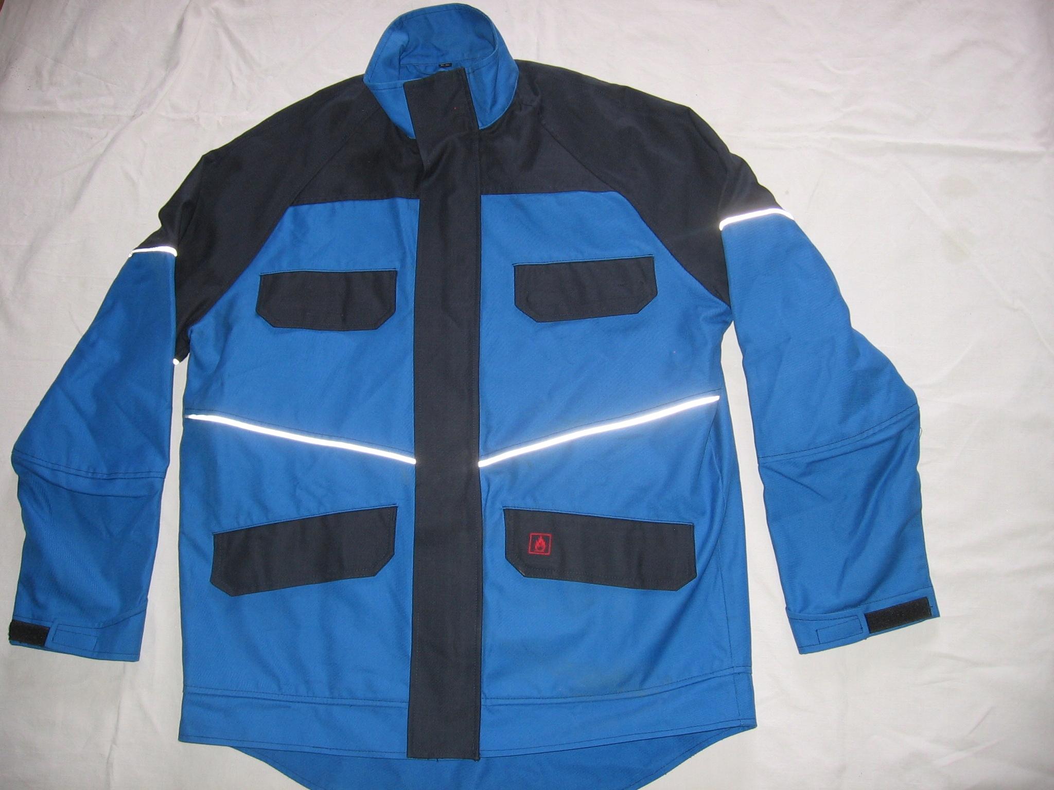 Bluza kurtka trudnopalna antyelektrostatyczna 50