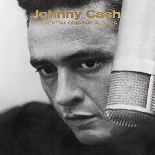 CD Cash, Johnny - Essential Original Albums Deluxe