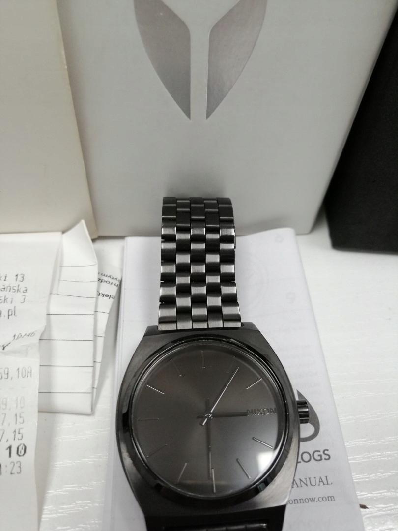 Zegarek Nixon Time Teller A0451001
