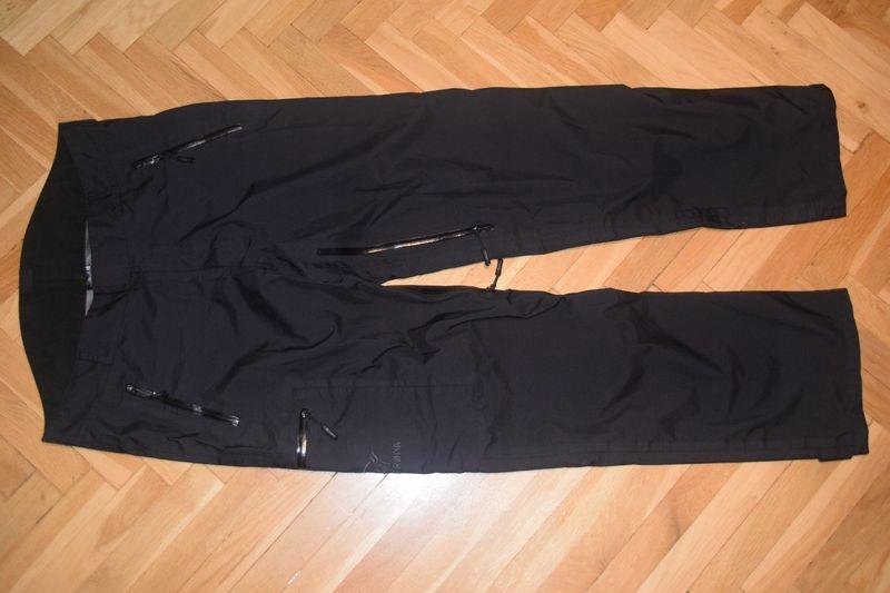 NORRONA SOLEIETIND GTX spodnie wodoszczelne ~ 52