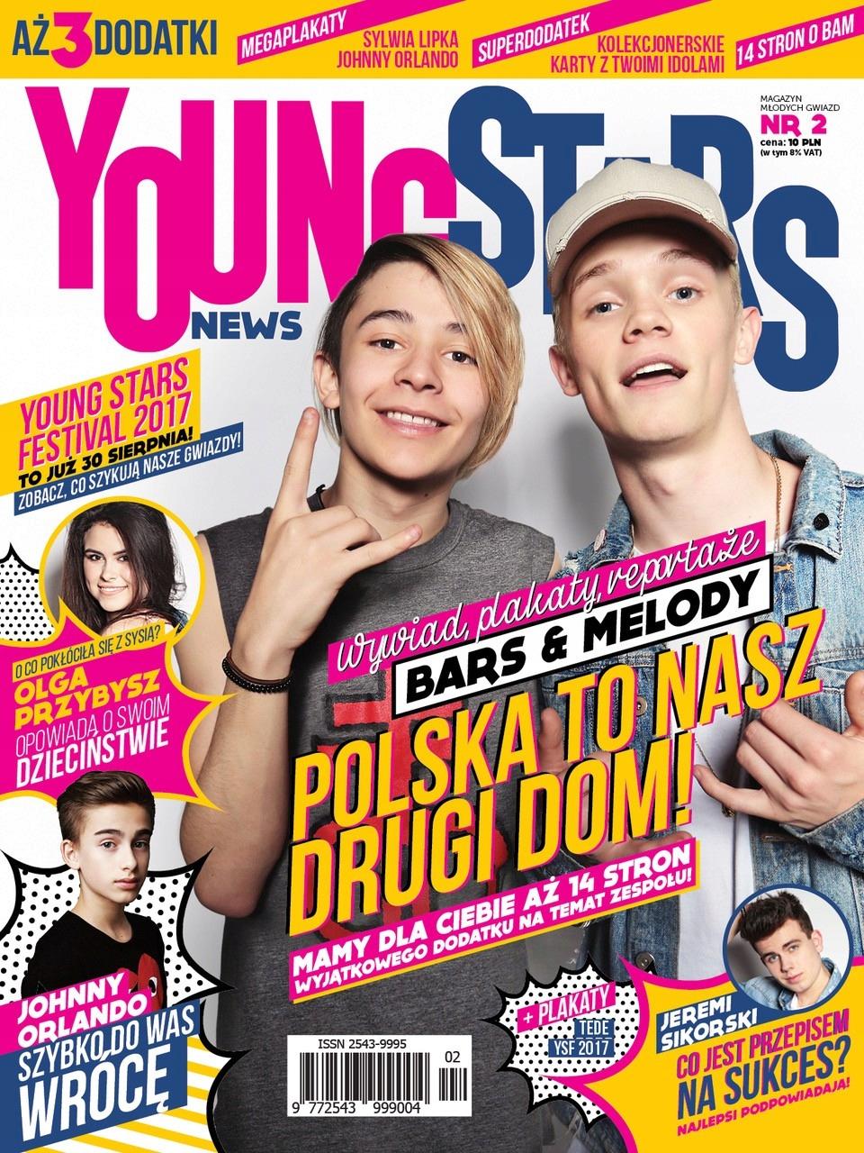 Young Stars News 2 [WYSYŁKA24H]