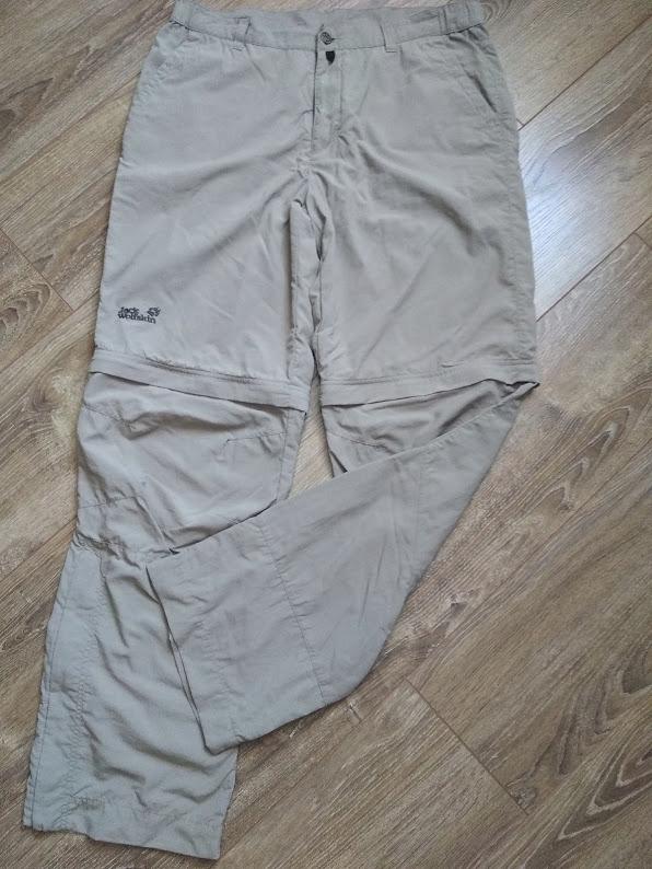 JACK WOLFSKIN - męskie spodnie trekingowe - XL