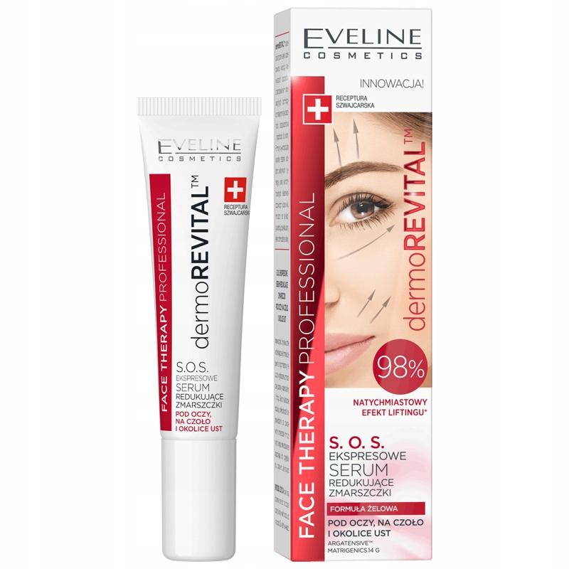 EVELINE | Face Therapy | EKSPRESOWE SERUM | 15ml