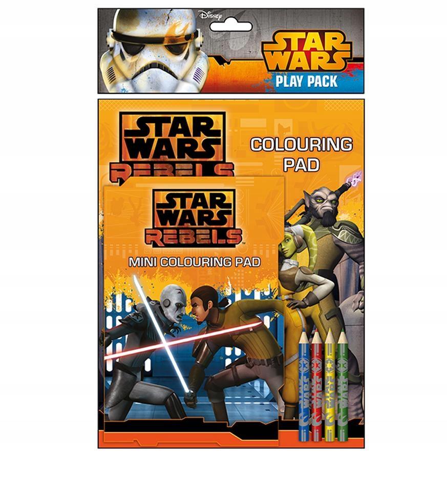 Euroswan Kolorowanki Star Wars