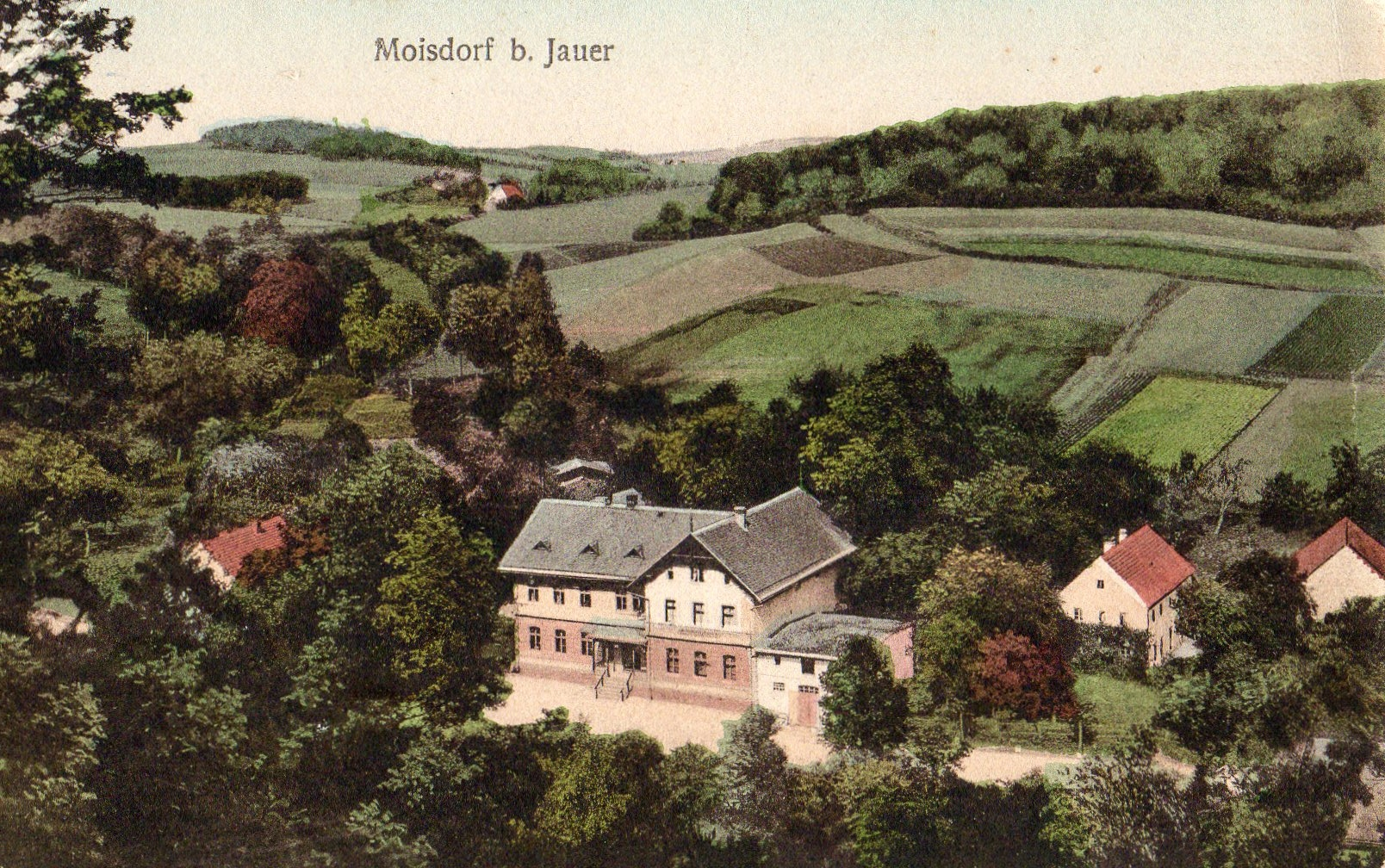 MOISDORF B.JAUER MYŚLIBÓRZ JAWOR