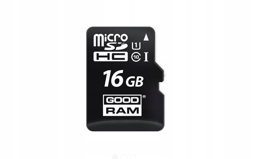 Karta microSD 16GB CL10 UHS-I
