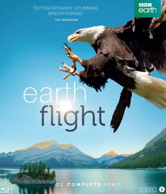 BLU-RAY Tv Series/Bbc Earth - Earthflight Narrated