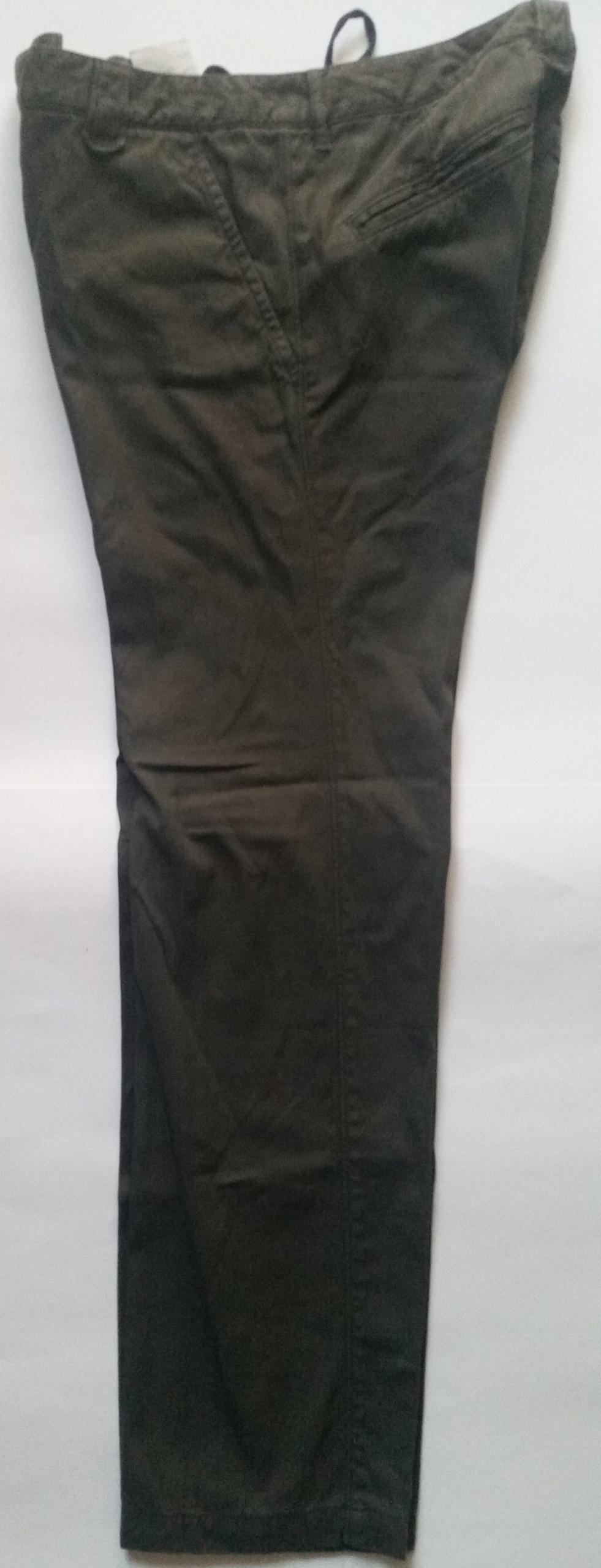 HUGO BOSS - męskie spodnie bawełniane roz. 46