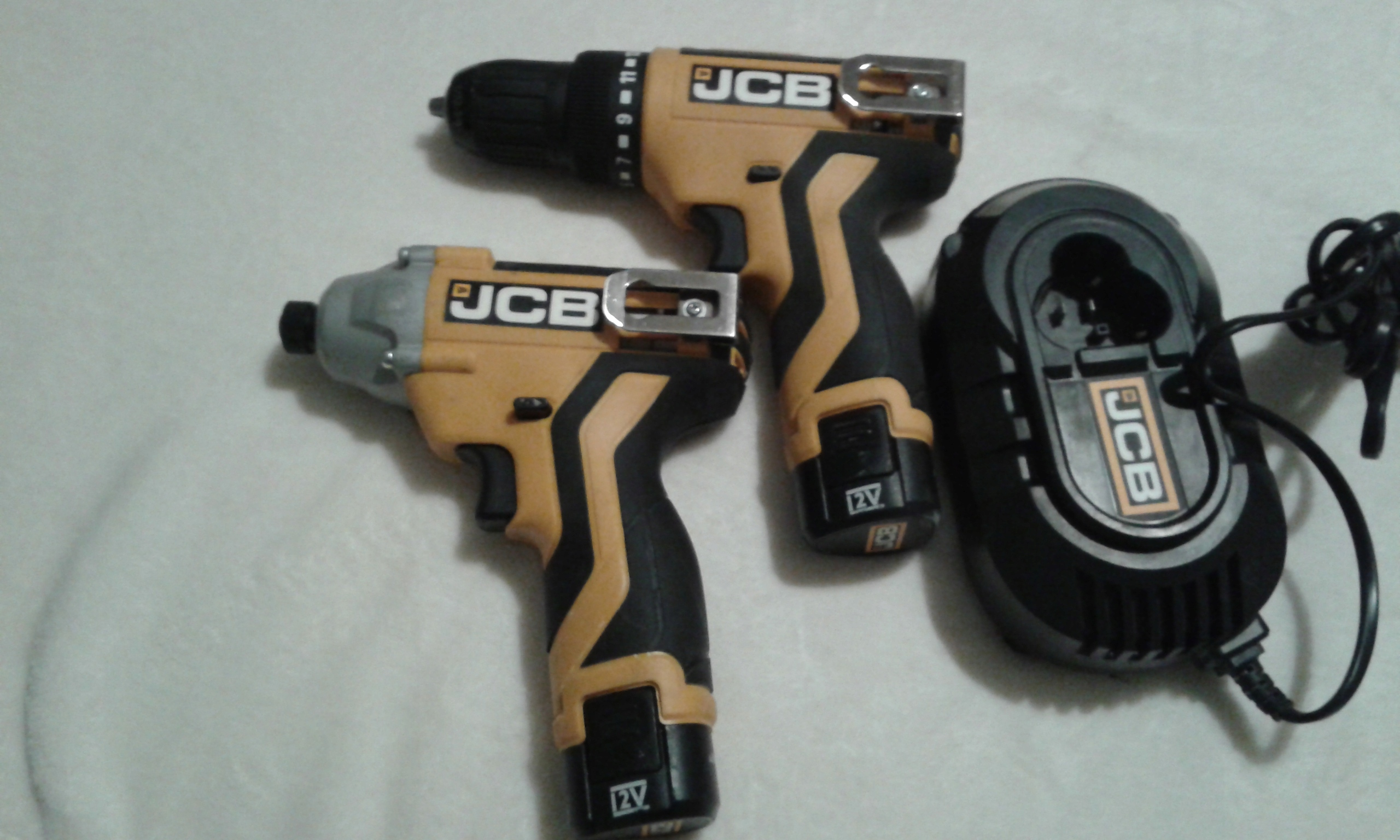 JCB WKRETARKA +IMPACT 12V