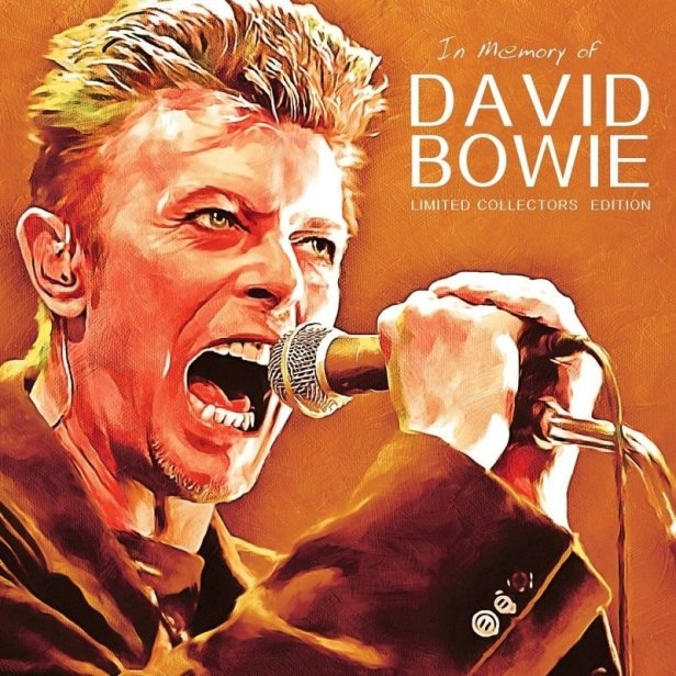 DAVID BOWIE In Memory Of Limited Collectors Edit