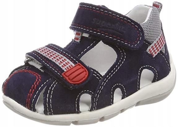 SUPERFIT sandały sandałki ecco stan bdb r. 23