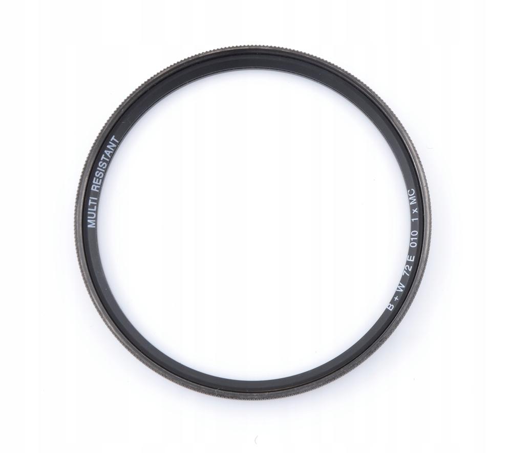 B+W UV MRC 72mm - Idealny