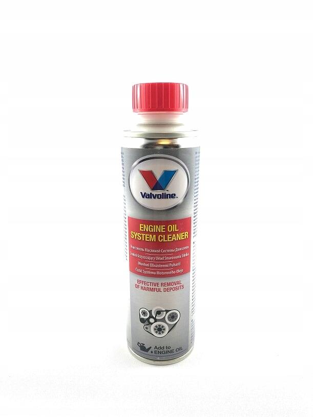 VALVOLINE ENGINE OIL SYSTEM CLEANER płukanka 300ml