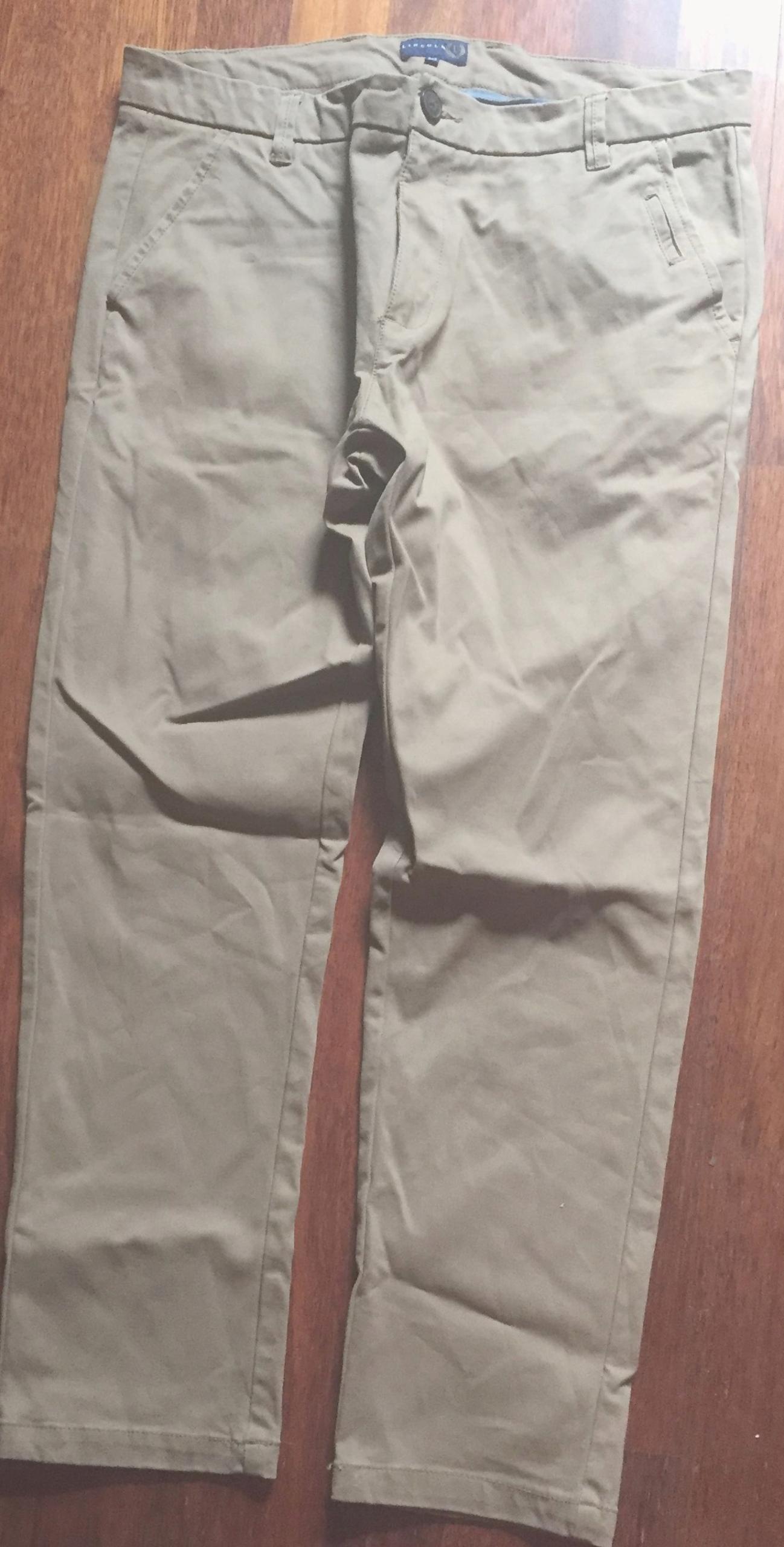 Spodnie LINCOLN ,roz.36S ,pas-98cm-stan bdobry