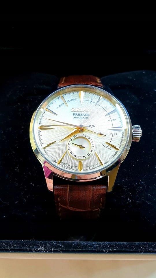 Zegarek Seiko Presage SSA387J1