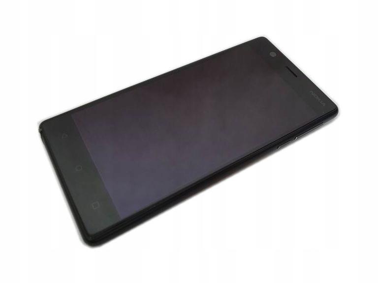 3# ORYGINAL WYSWIETLACZ DOTYK LCD NOKIA 3 TA-1020