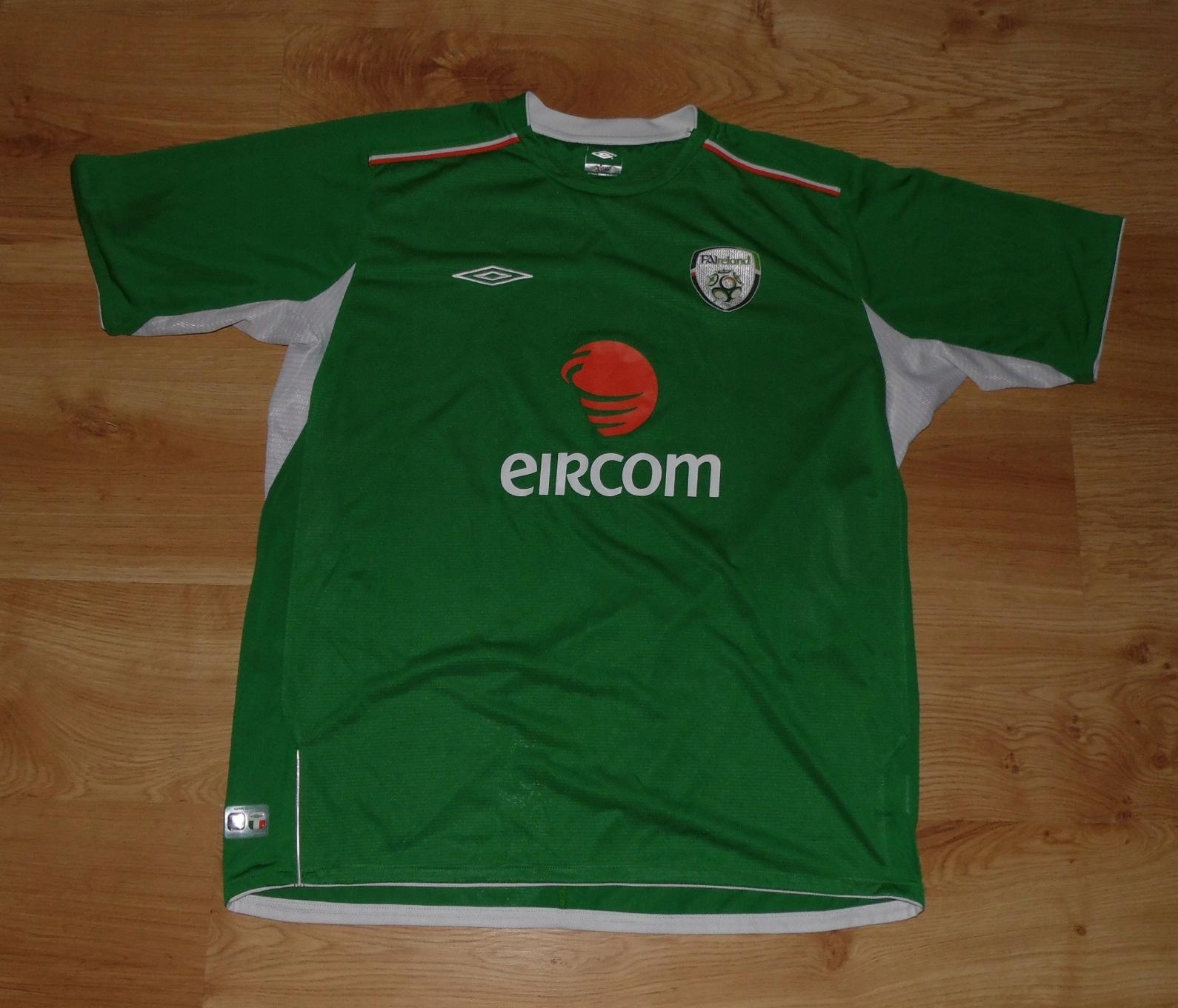 Koszulka Umbro Irlandia XXL