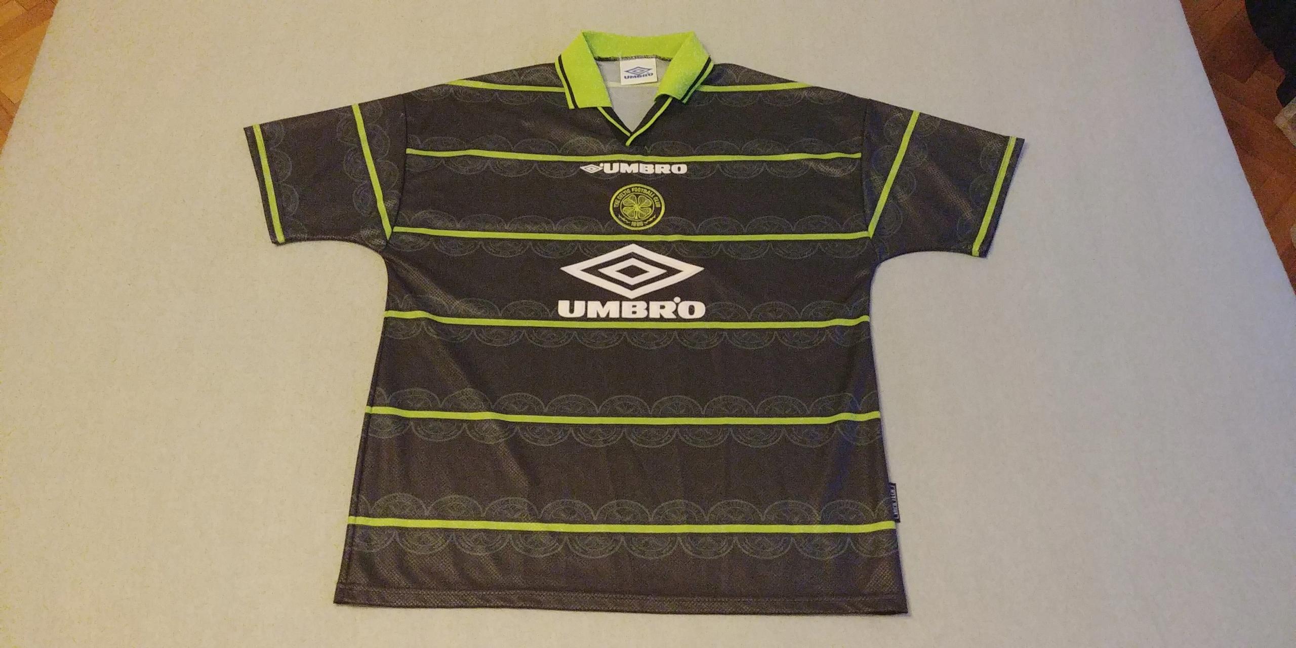 Koszulka Celtic Glasgow 1998/1999 (L) *Umbro*