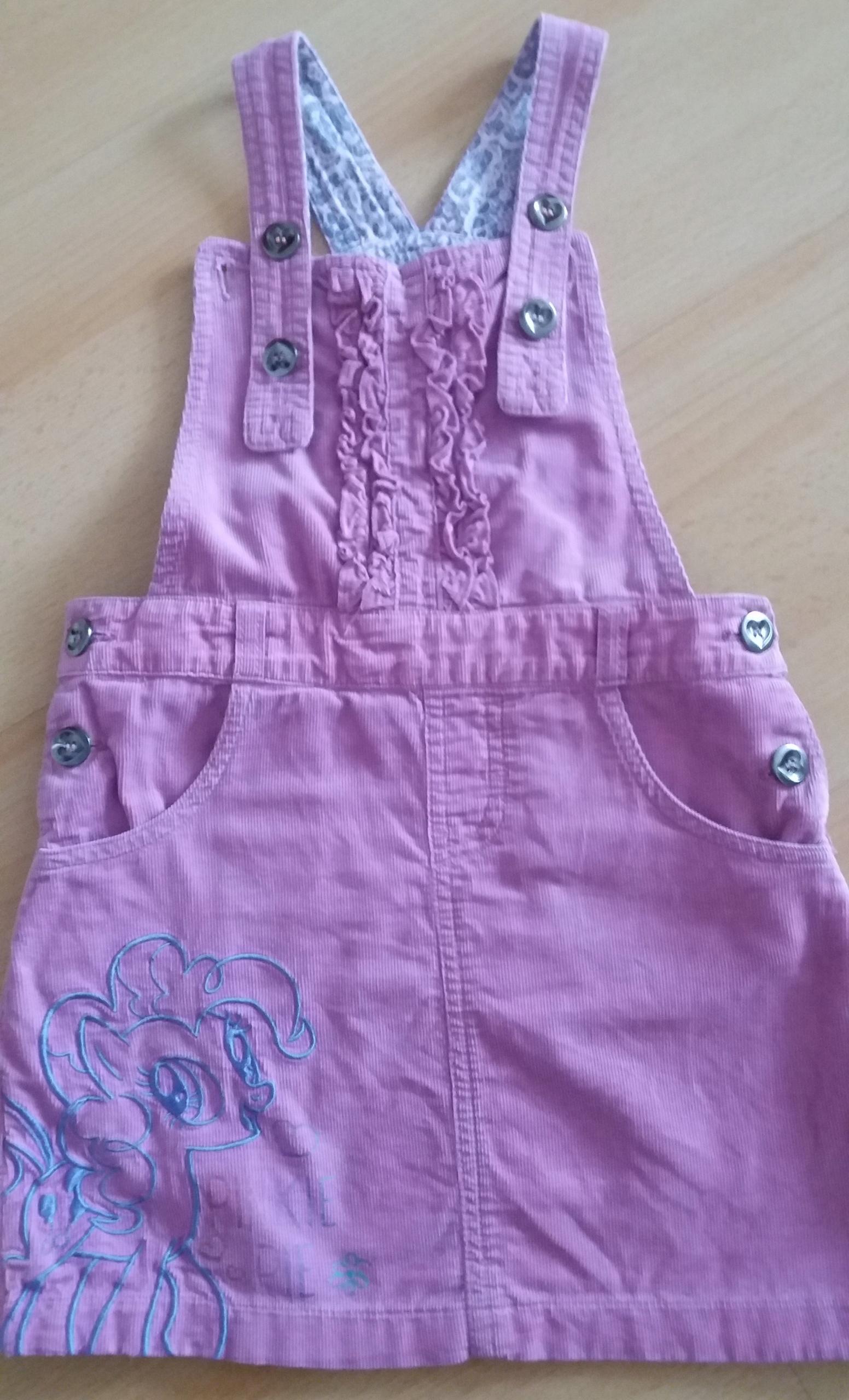 ubranka dla dziewczynki 110 cm