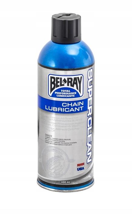 Bel-Ray Super Clean Smar do łańcucha 400 ml
