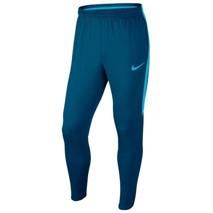 Spodnie Męskie Dresowe Nike Football niebieskie L