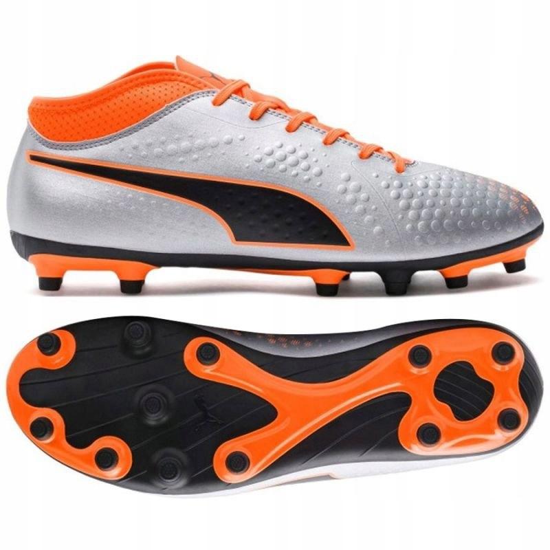 Buty piłkarskie Puma One 4 Syn Fg M r.43