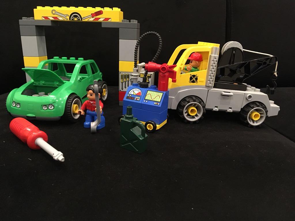Lego Duplo Warsztat Samochodowy 5641 7084456982 Oficjalne