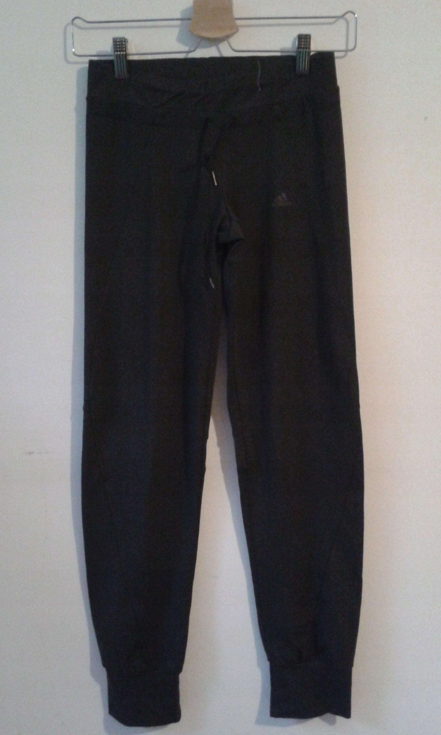 ADIDAS CLIMACOOL spodnie sportowe grafit S