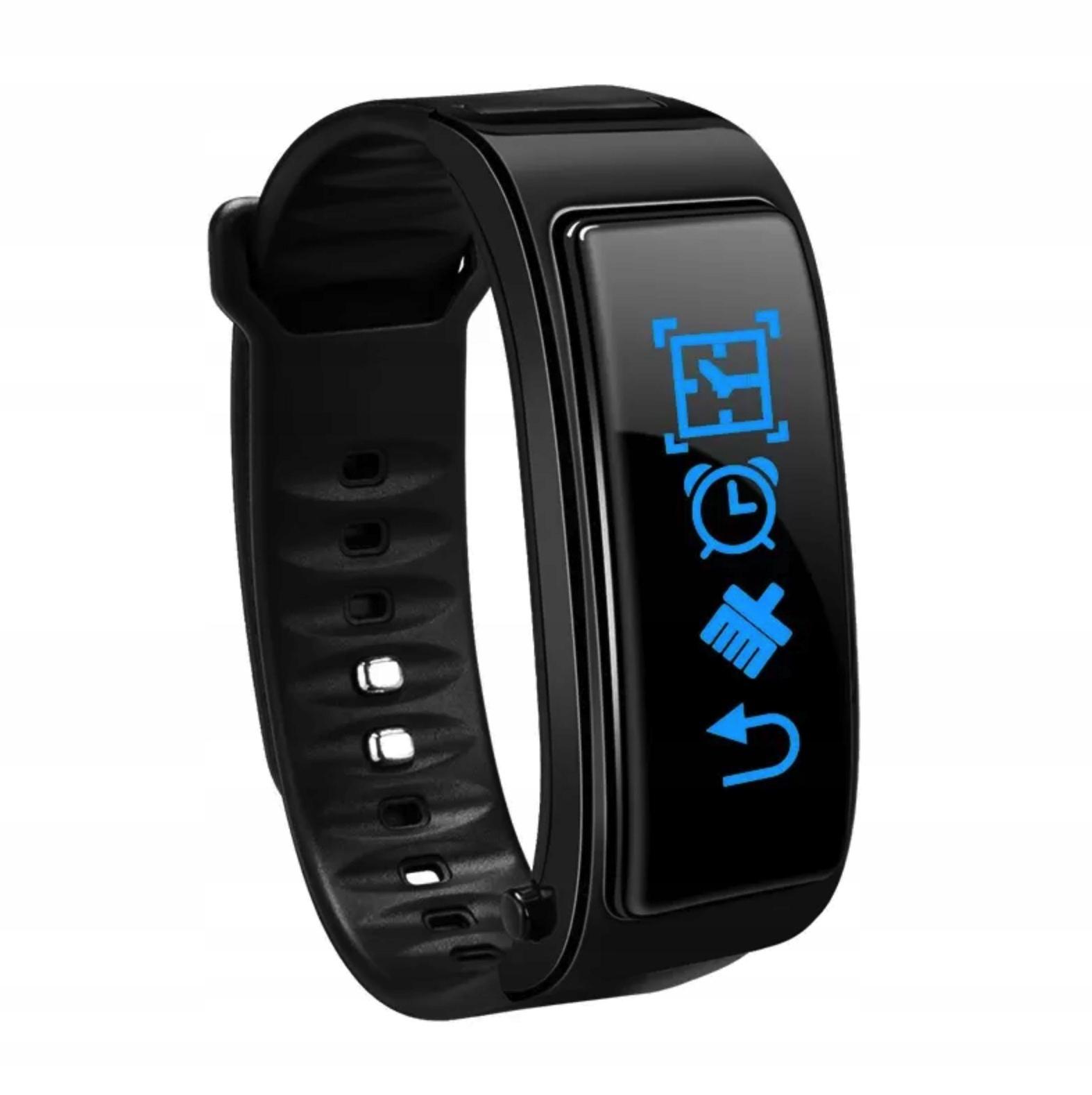 Zegarek męski SMARTBAND smartwatch bluetooth PULS