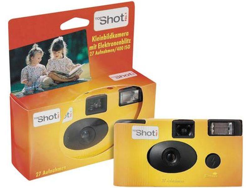 C56 TopShot aparat jednorazowy na 27 zdjęć