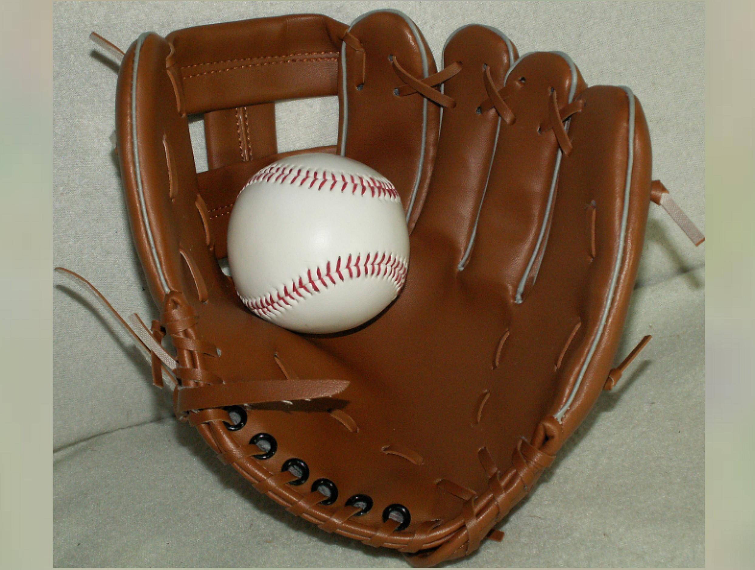 Rekawica pilka zestaw baseball do baseballa 8 +$$$