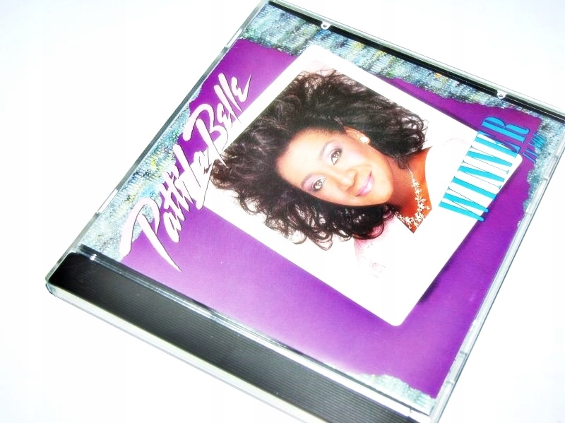 PATTI LABELLE - WINNER IN YOU (cd !!)