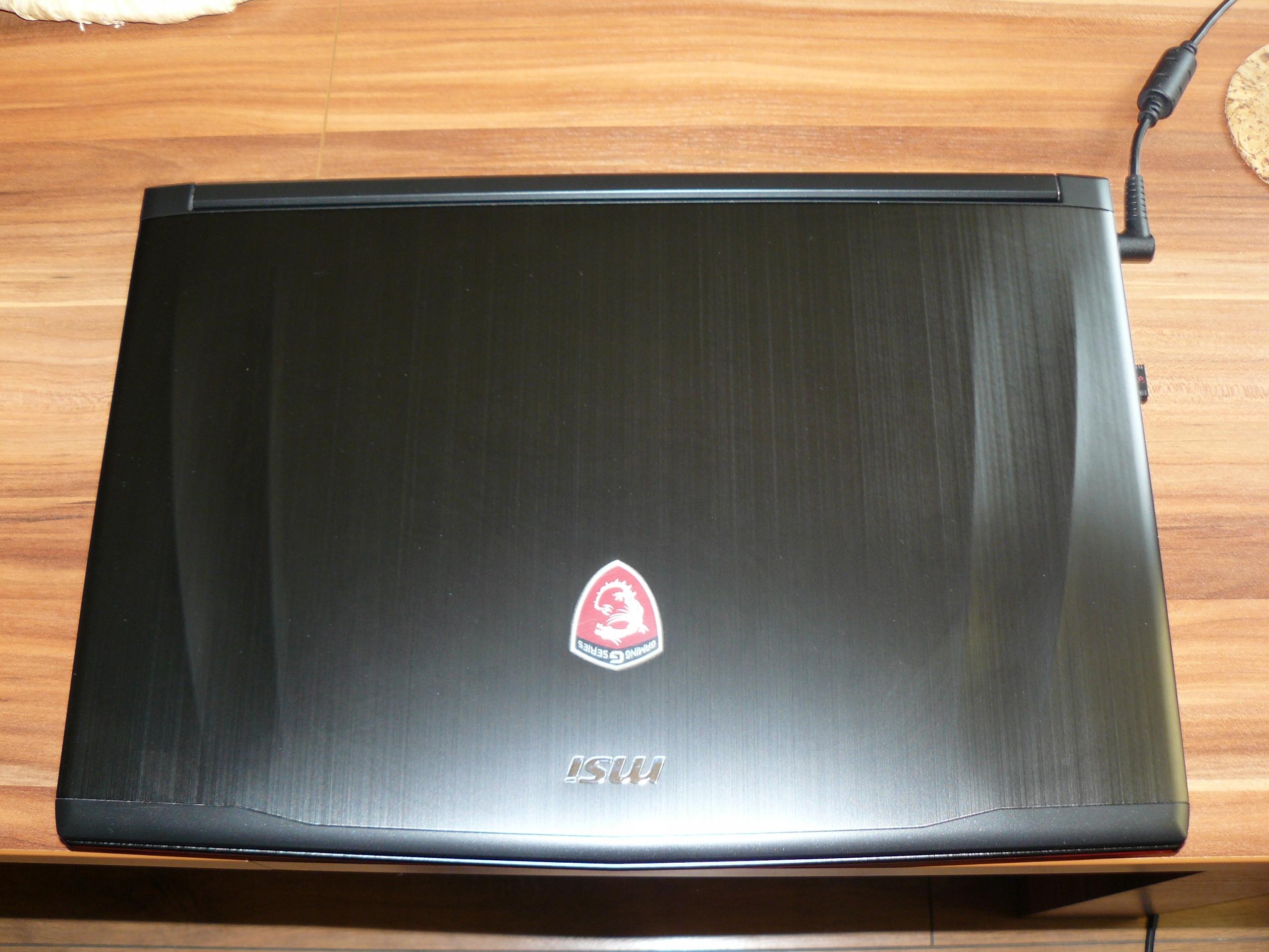 MSI GE72VR 7RF 16GB, i7, 1TB, GTX1060, GW.