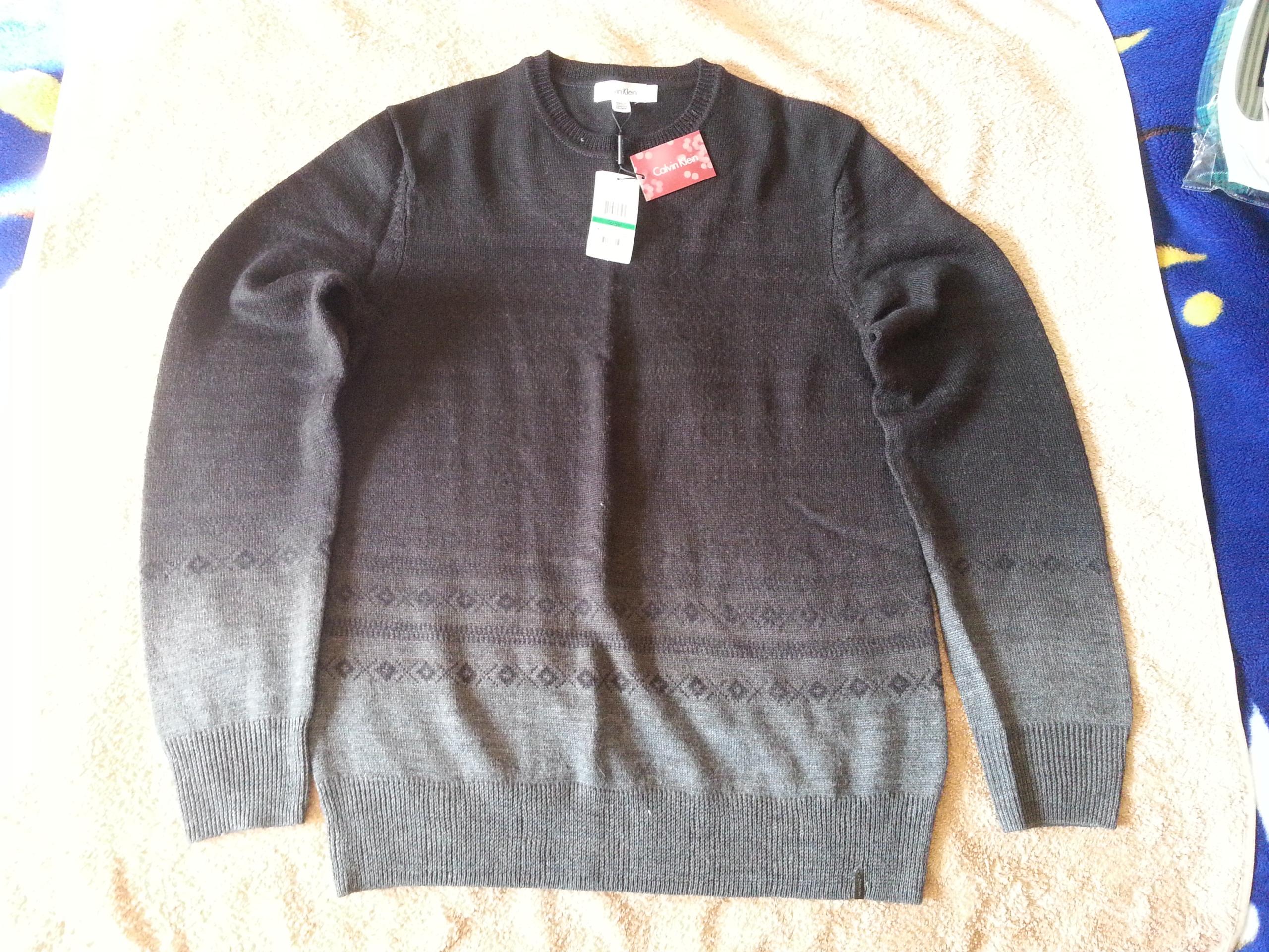 sweter męski Calvin Klein