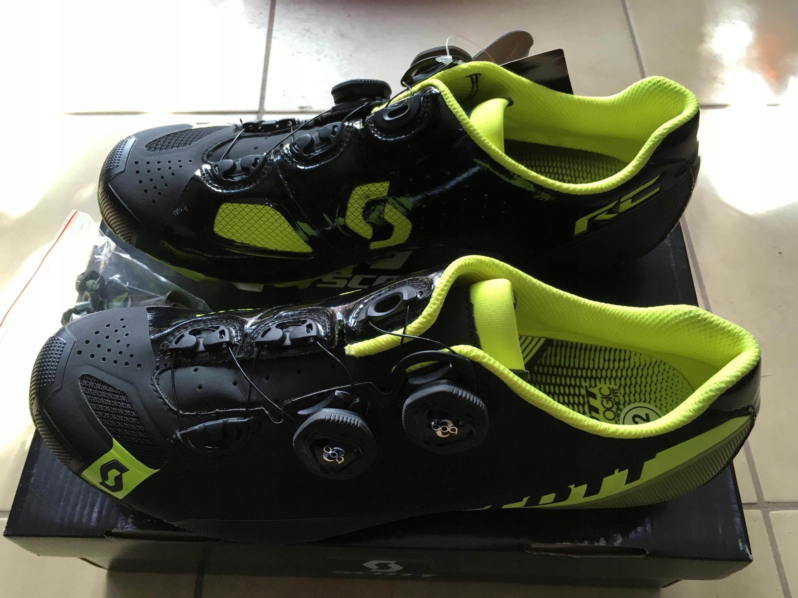 Nowe Buty SCOTT MTB RC !!!