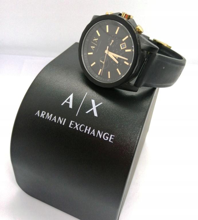 PIĘKNY ZEGAREK ARMANI EXCHANGE AX7105 GWARANCJA!