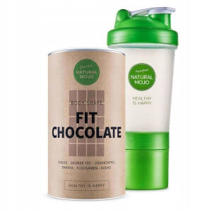 Fit Chocolate +shaker Natural Mojo Nowy 149 zł