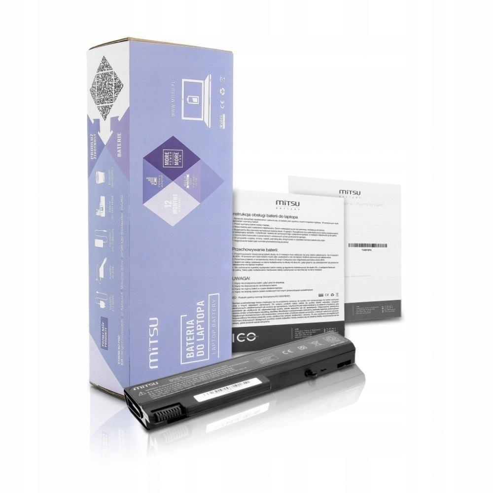 Bateria do HP 6530b, 6735b, 6930p 4400 mAh (48 Wh)