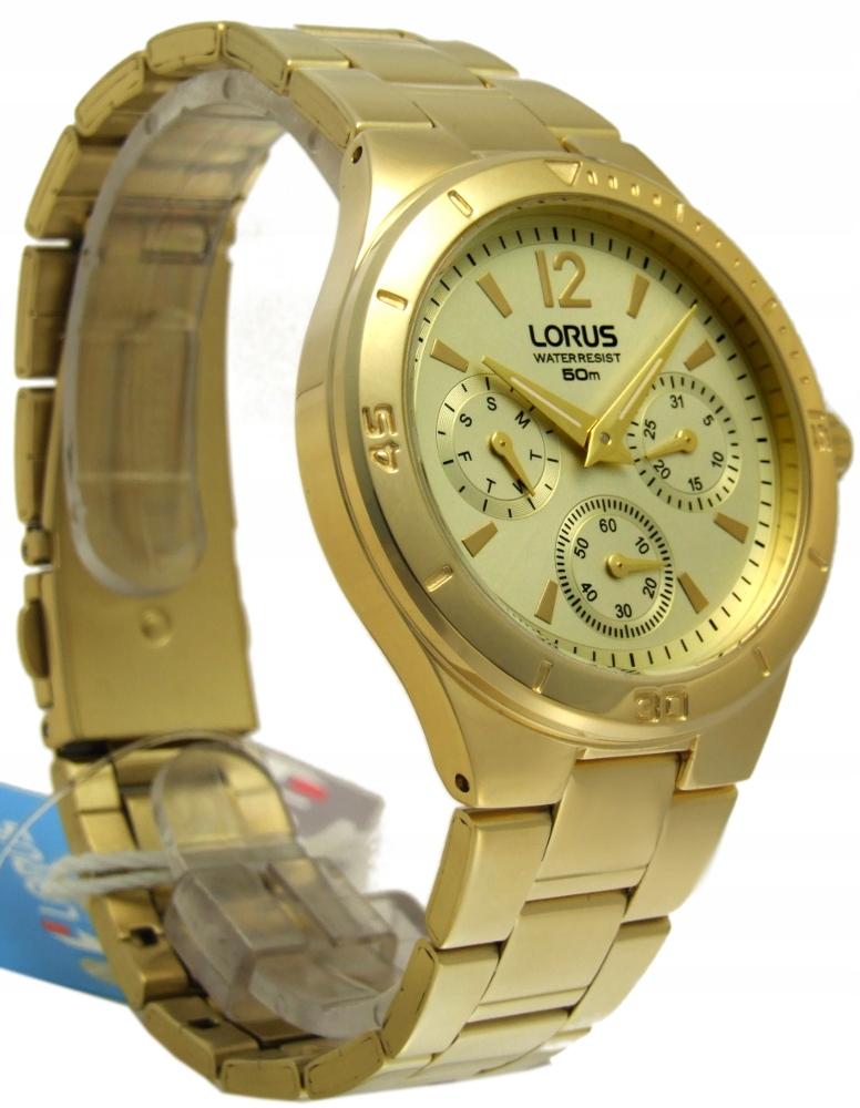 Kobiecy Zegarek Lorus - RP610BX9 2L GW
