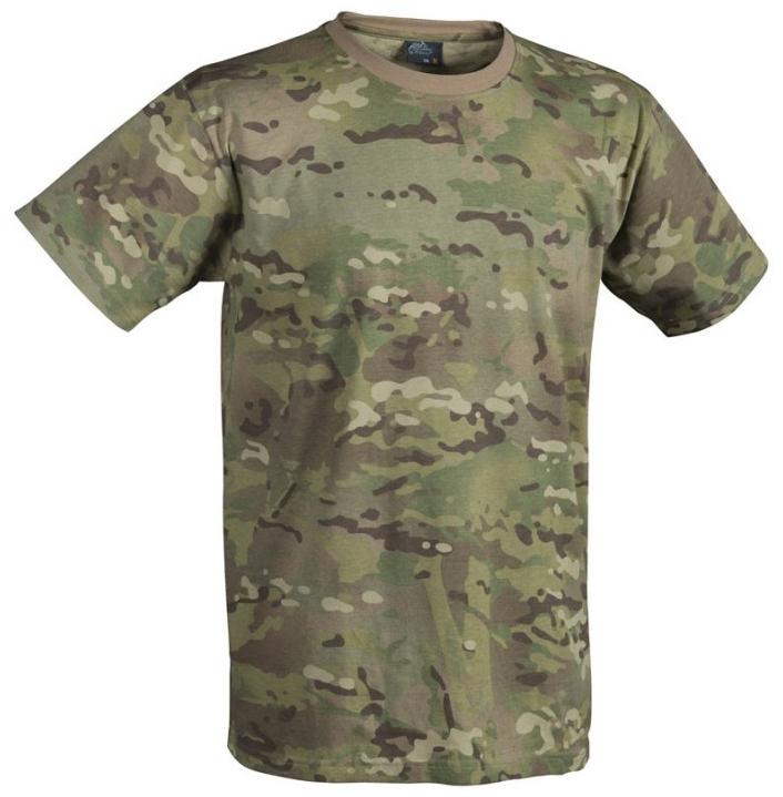 HELIKON T-Shirt Koszulka Moro Camogrom L