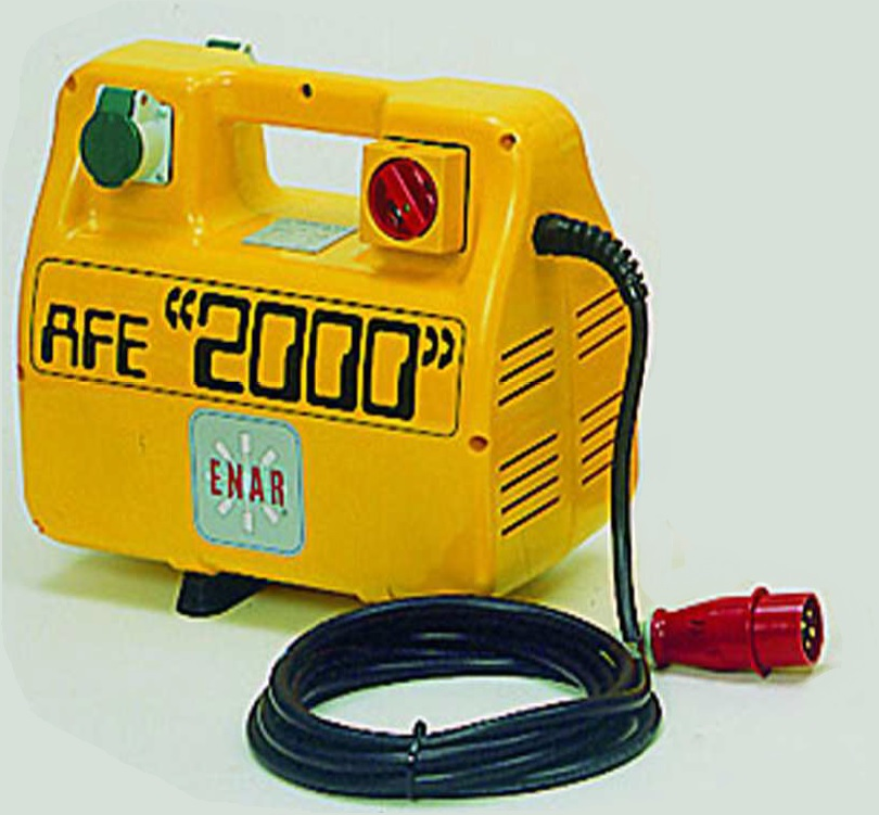 ENAR AFE 2000 P Przetwornica wys. częstotliwości