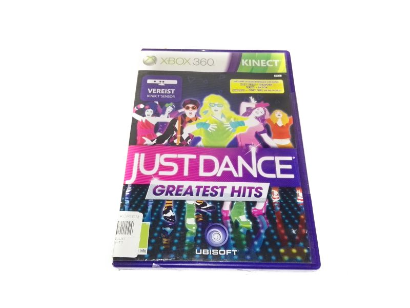06 GRA XBOX 360 JUST DANCE GREATEST HITS