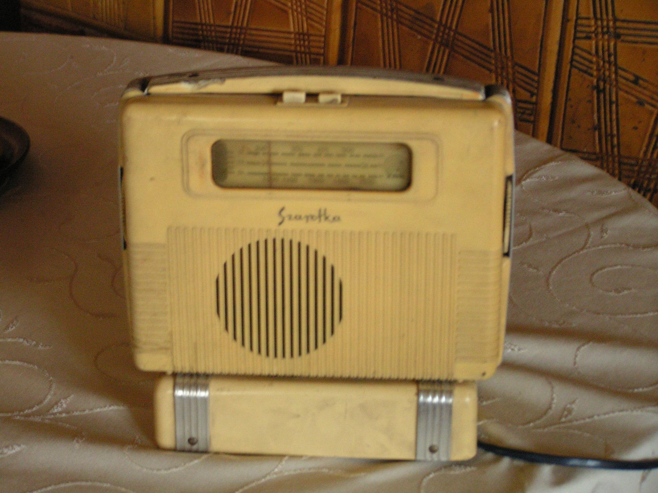 radio PRL SZAROTKA