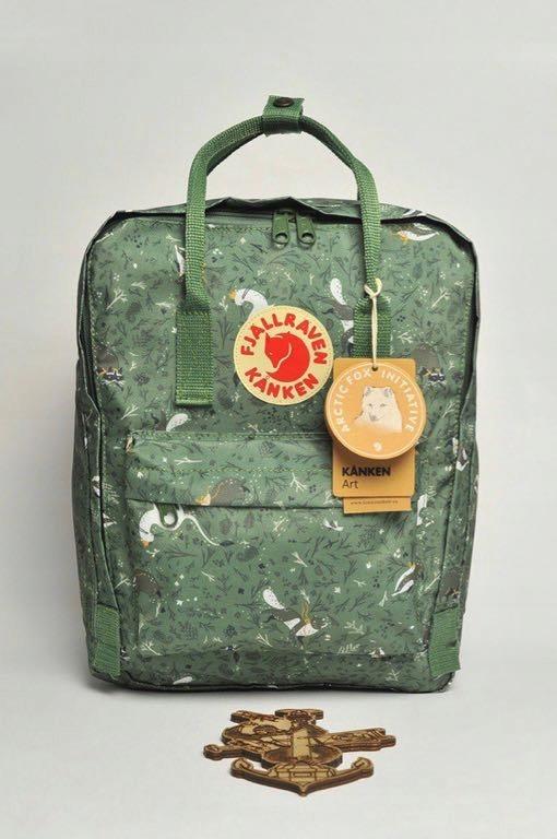 Oryginalny Plecak Fjallraven Kanken Art