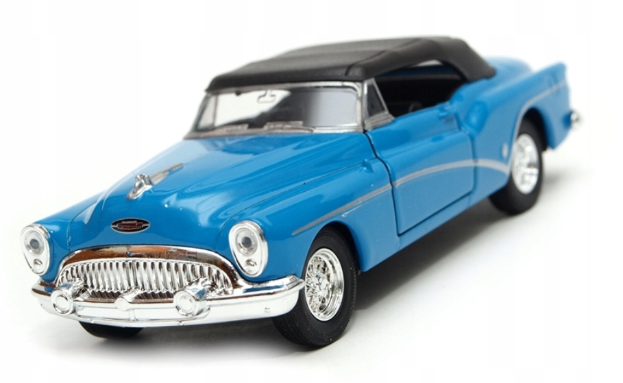 Buick Skylark 1953 1:34-39 Welly niebieski