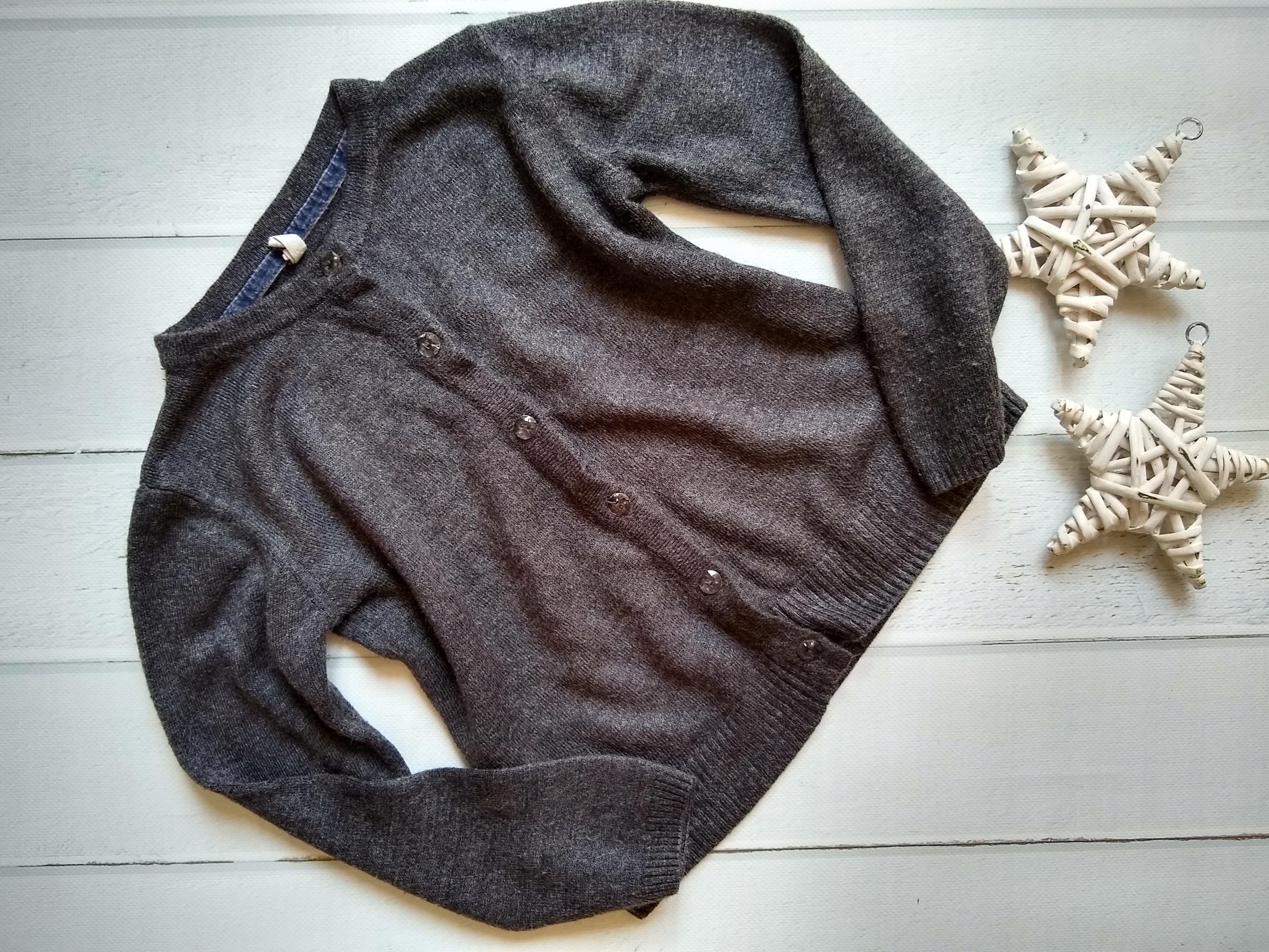 Young dimension sweterek kardigan j nowy 110 116
